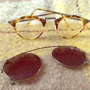 Oliver Peoples L.A. 505 AG prescription glasses